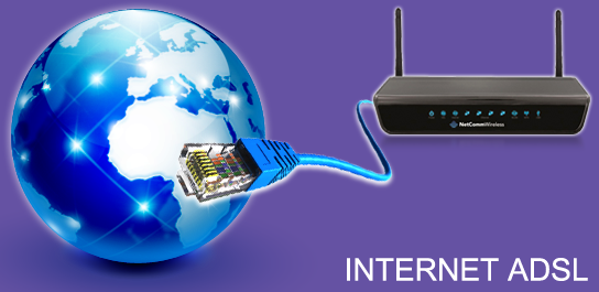Better Telecom Internet ADSL Products and Services